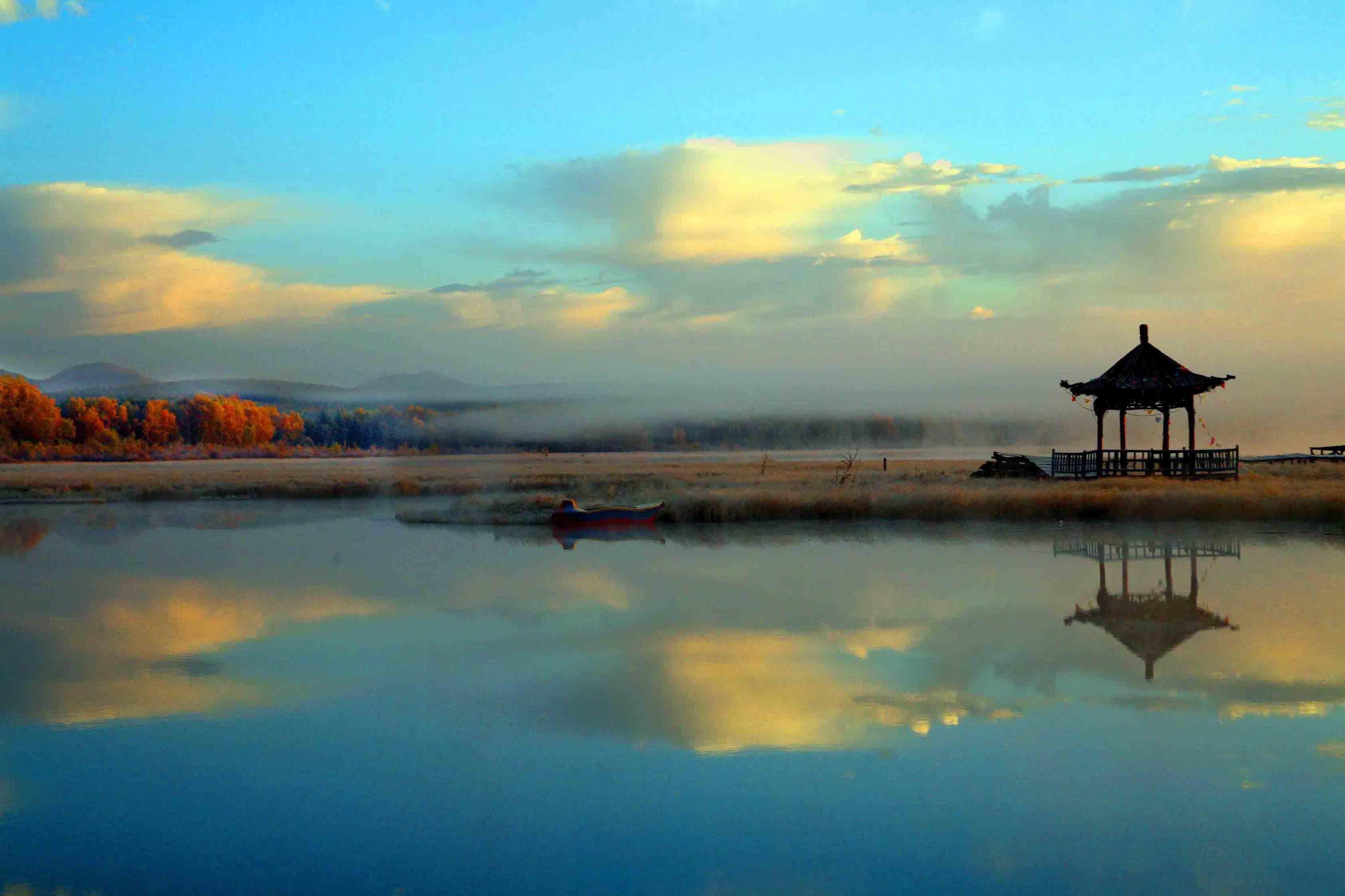 避暑山庄-坝上草原-塞